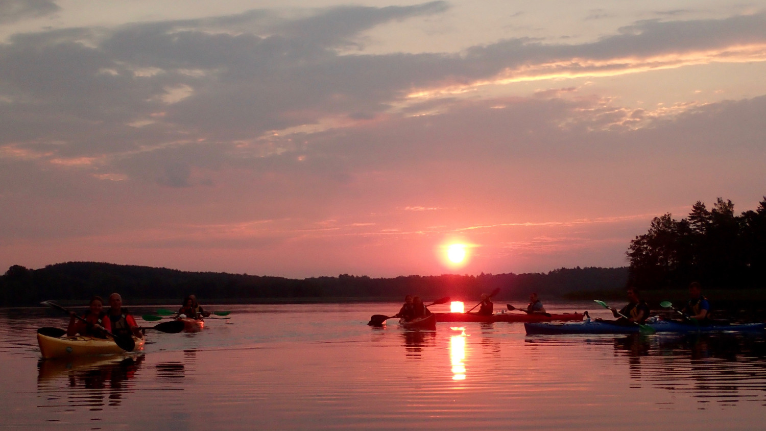 kayak_trakai_sunrise_tour6